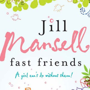 Esther Wane, a female British voice artist, narrates Fast Friends Audibook by Jane Mansell