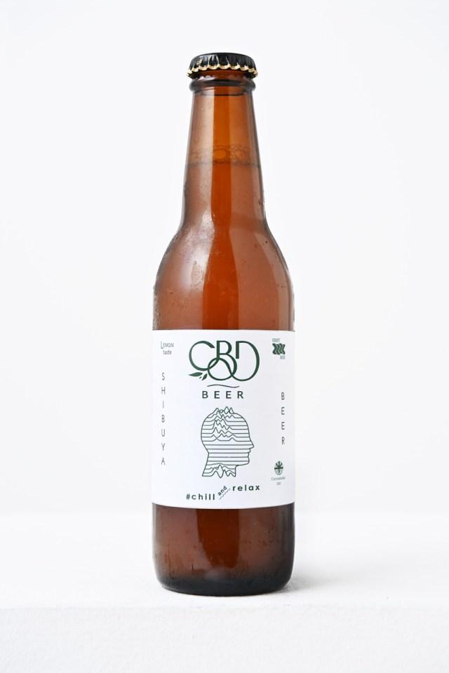 CBDビール チル アンド リラックス