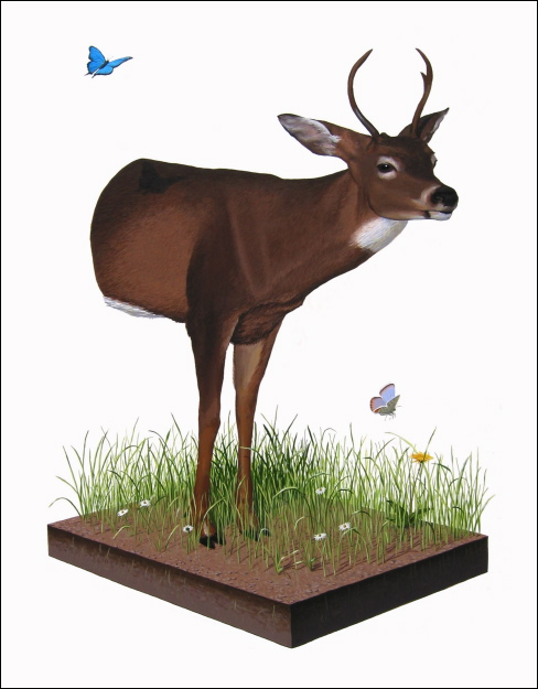 by Josh Keyes