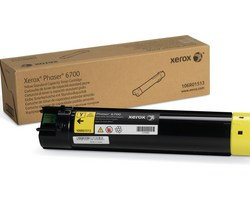 standard capacity toner yellow, 5000p for Phaser 6700