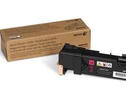 high capacity magenta toner, 2500p for Phaser 6500/WorkCentre 6505