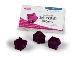 108R00606 solid ink magenta, 3 sticks, 3400p for Phaser 8400