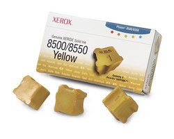 108R00671 solid ink yellow, 3 sticks, 3000p for Phaser 8500/Phaser 8550