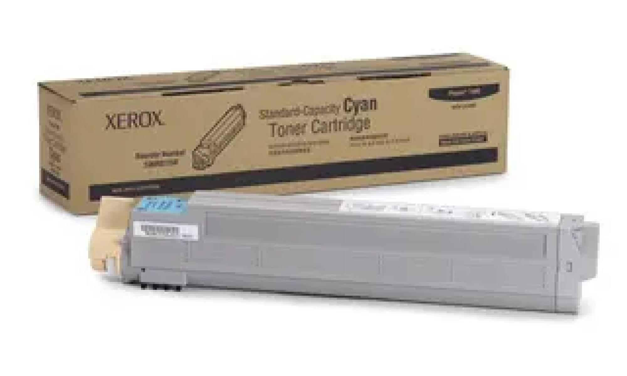 106R01150 Toner capacitate mica cyan pentru Phaser 7400