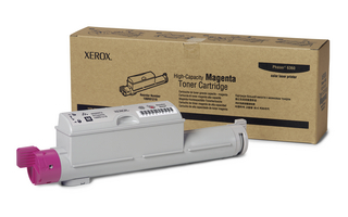 106R01219 Toner capacitate mare magenta pentru Phaser 6360