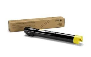 106R01442 Toner capacitate mica yellow pentru Phaser 7500