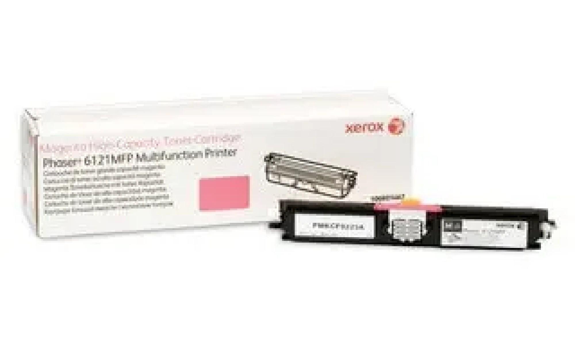 106R01474 Toner capacitate mare magenta pentru Phaser 6121 MFP