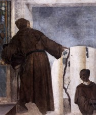 'Monk with a Black Boy', 1558, Paolo Veronese