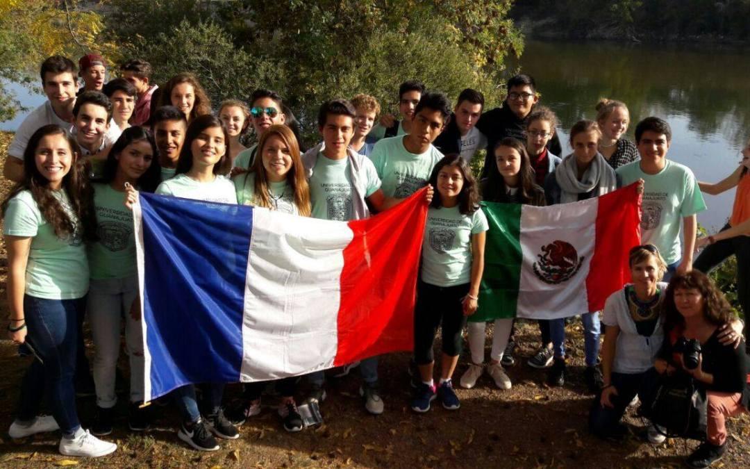 Fortalece la UG cooperación México–Francia