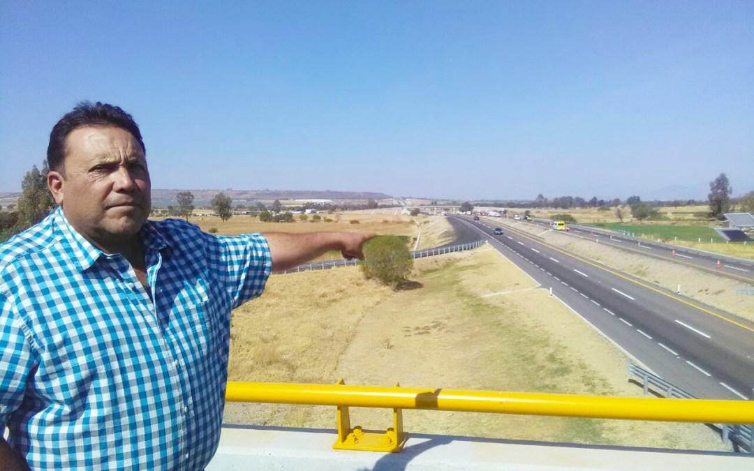 Urge abrir accesos a la autopista Salamanca-León para la gente de Silao