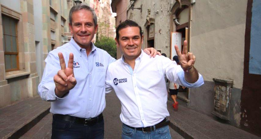 Asegura Cofiño que Navarro gana el primero de julio