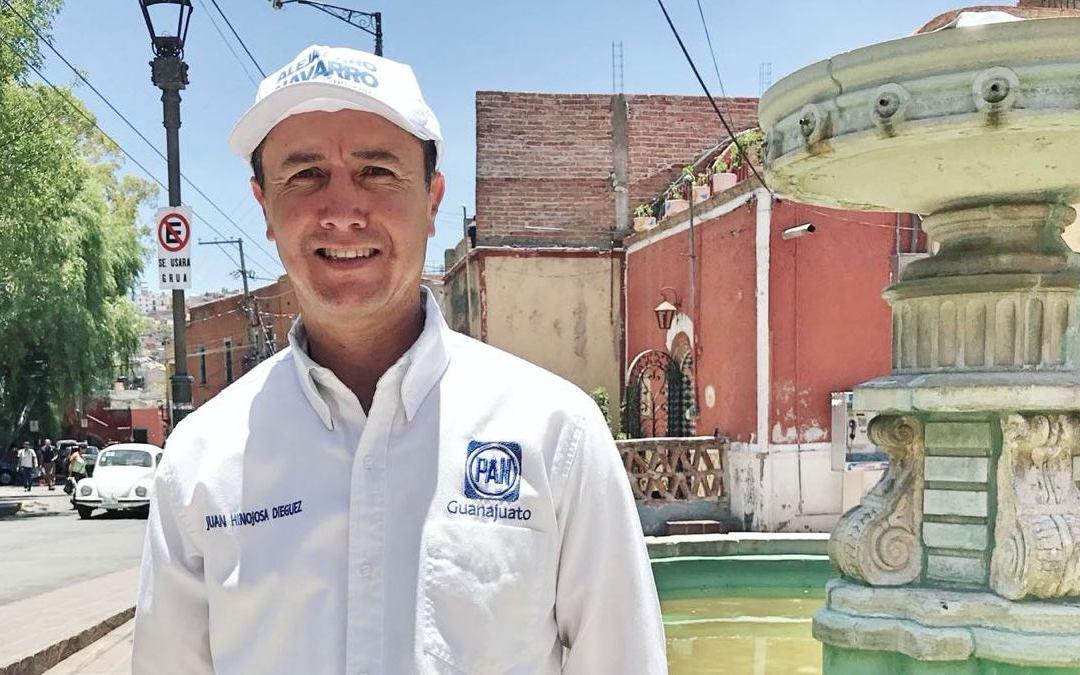 MORENA no pinta en Guanajuato, asegura dirigente capitalino del PAN