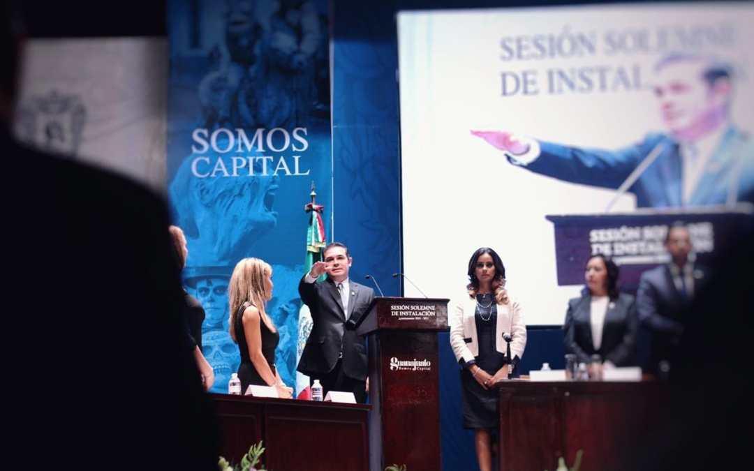 """""""Vamos por un municipio seguro, limpio y ordenado"""": Alejandro Navarro"""