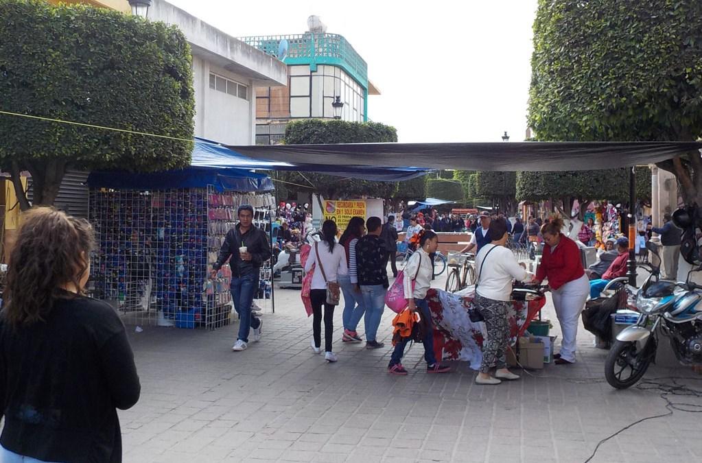 Visten Silao de Navidad: 434 comerciantes inician ventas decembrinas