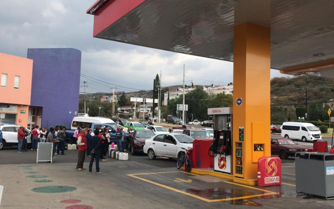 Exigen programa de incentivos fiscales para revertir gasolinazo