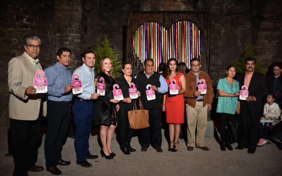 Late fuerte el corazón de Guanajuato: develan escultura en La Subterránea