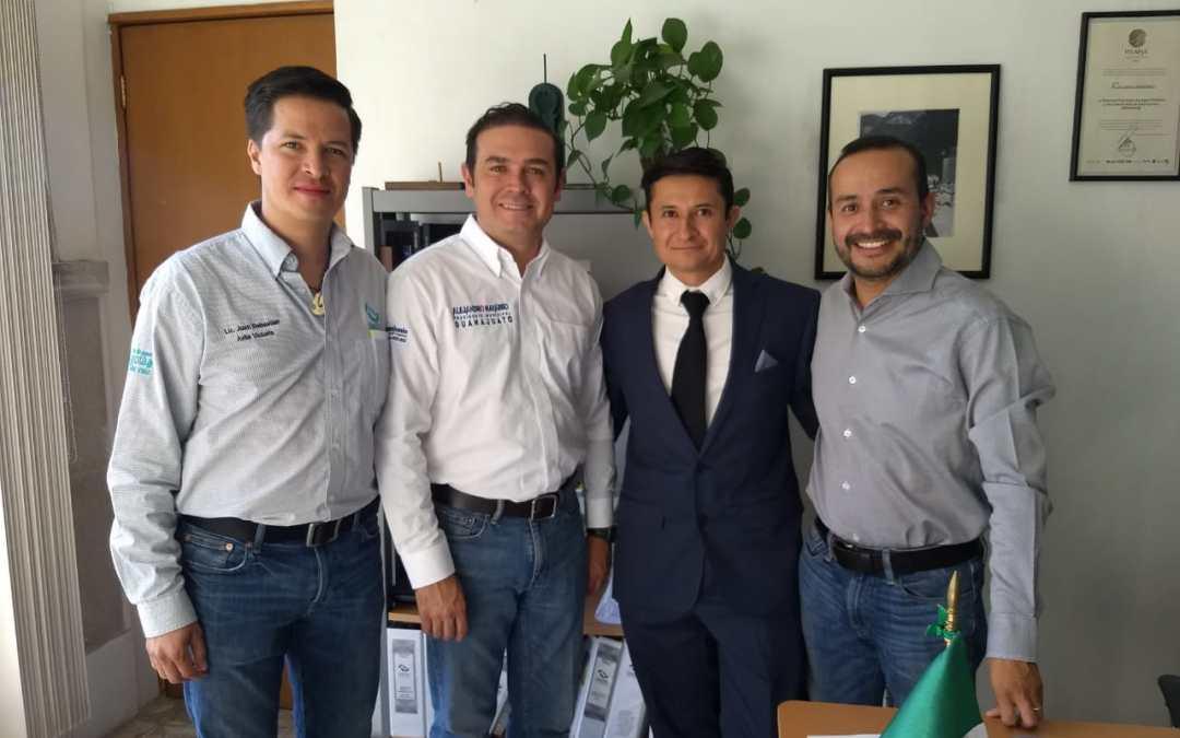 Nombran a nuevo director del #SIMAPAG: Es Mario Ortega