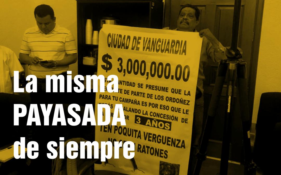 ¡Argüende en el Cabildo!: A pesar de la inseguridad, insiste gallero en organizar peleas