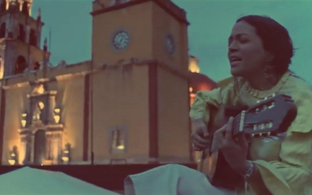 CON MADRE: Estrena Lafourcade #VIDEO grabado en #Guanajuato