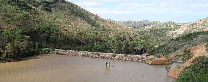Sube nivel de presas en Guanajuato Capital