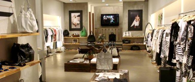 RETAIL DESIGN – Lojas Flagship, Boutiques         e          Multimarcas (5/6)