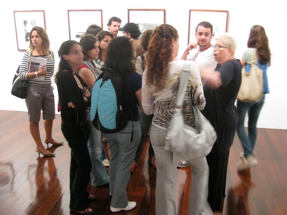 Curso DESIGN DE EXPOSIÇÕES - Escola de Artes Visuais do Parque Lage (3/6)