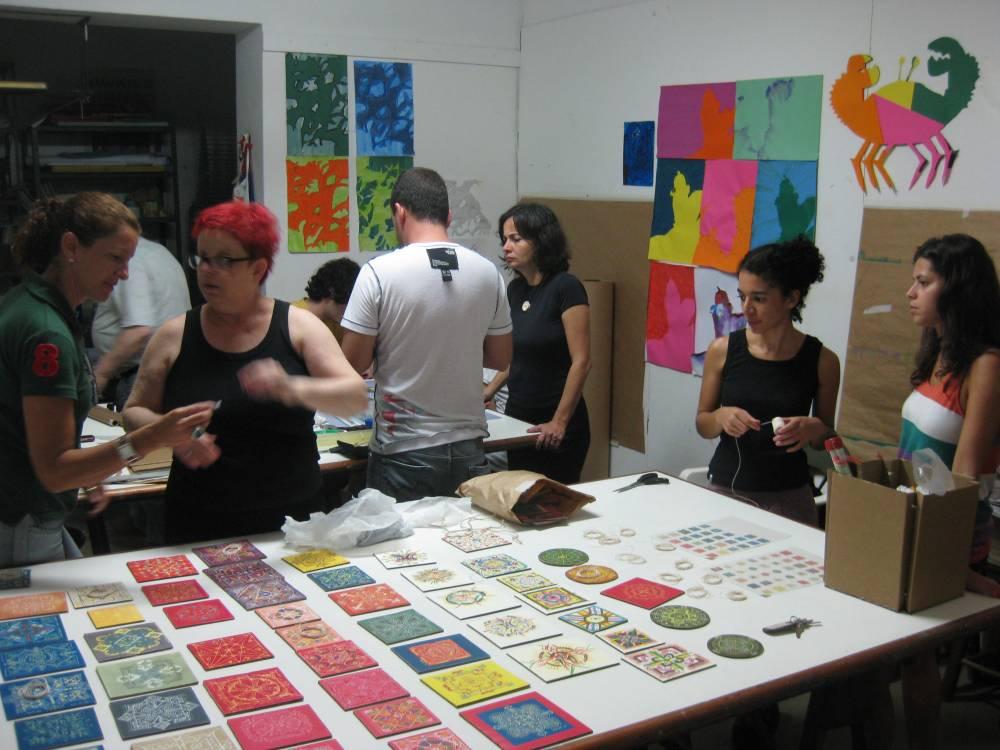 Curso DESIGN DE EXPOSIÇÕES - Escola de Artes Visuais do Parque Lage (5/6)