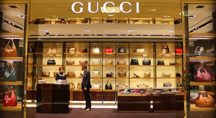 Primera Tienda Outlet De Gucci En Espaa