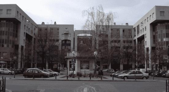 immobilier place des pavillons lyon 7