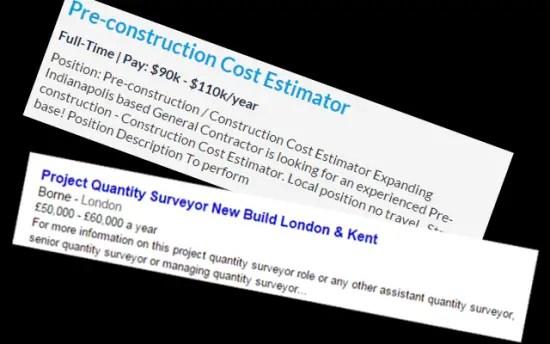QS vs Cost Estimator_550x334