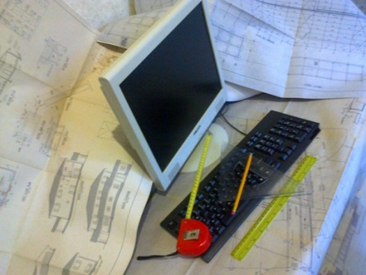 Quantity Takeoff from Construction Drawings_Measuring Tape_Computer Estimating Software-2