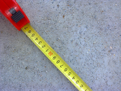 QS Builders Measuring Tape For Site Measurements
