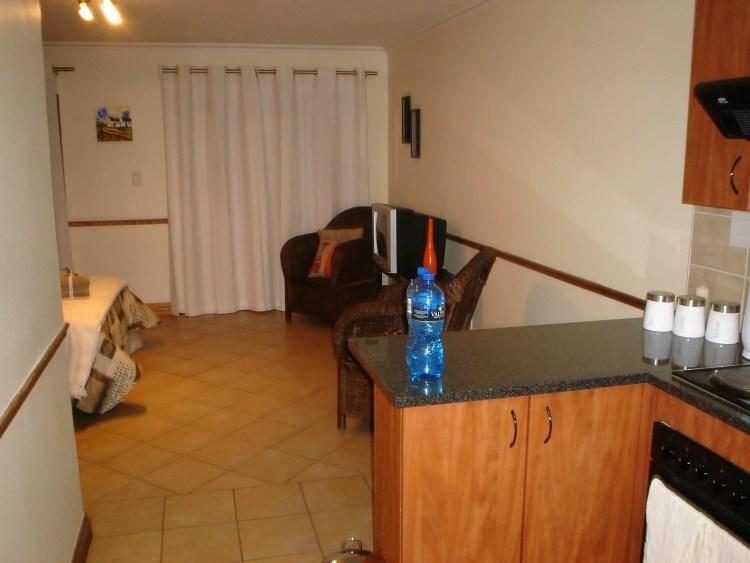Inside of a bachelor flat