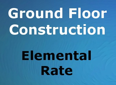 Composite Rate - Ground Floor Construction