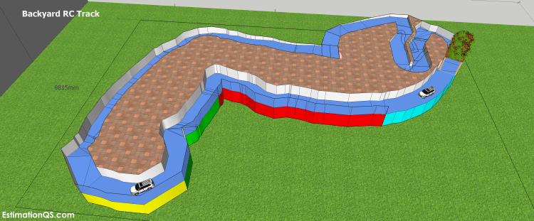 How To Build an RC Track in your Backyard for a ...