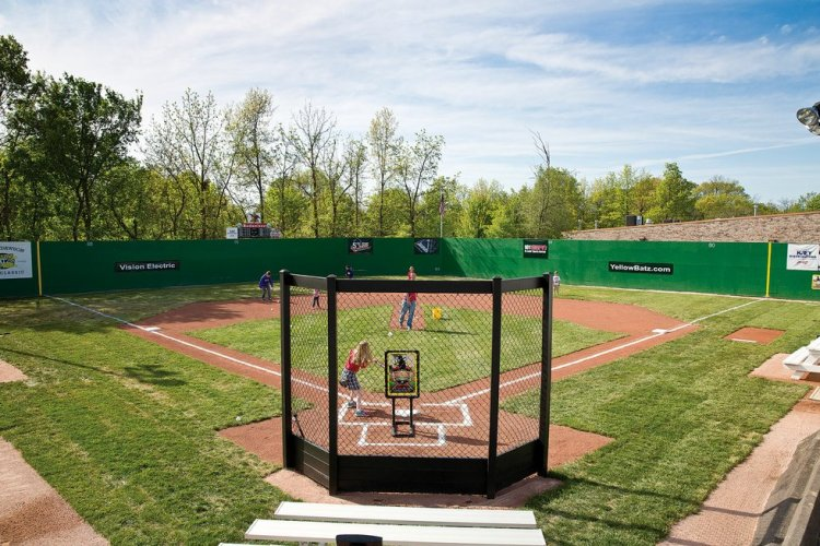 How To Build a Wiffle Ball Field in your Backyard (With ...