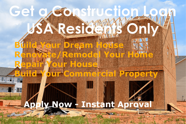 Construction and Renovation Loan