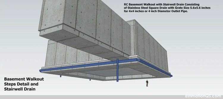 Basement Walkout Steps Detail_12 CUT