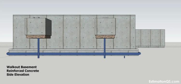 Walkout Basement Side Elevation (1) CUT