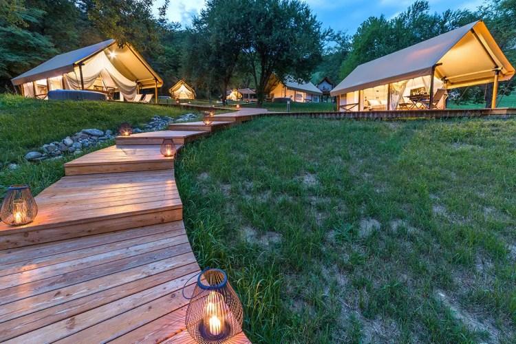 Chateau Ramsak Vineyard Glamping Resort Maribor Slovenia Glamorous Camping (5)