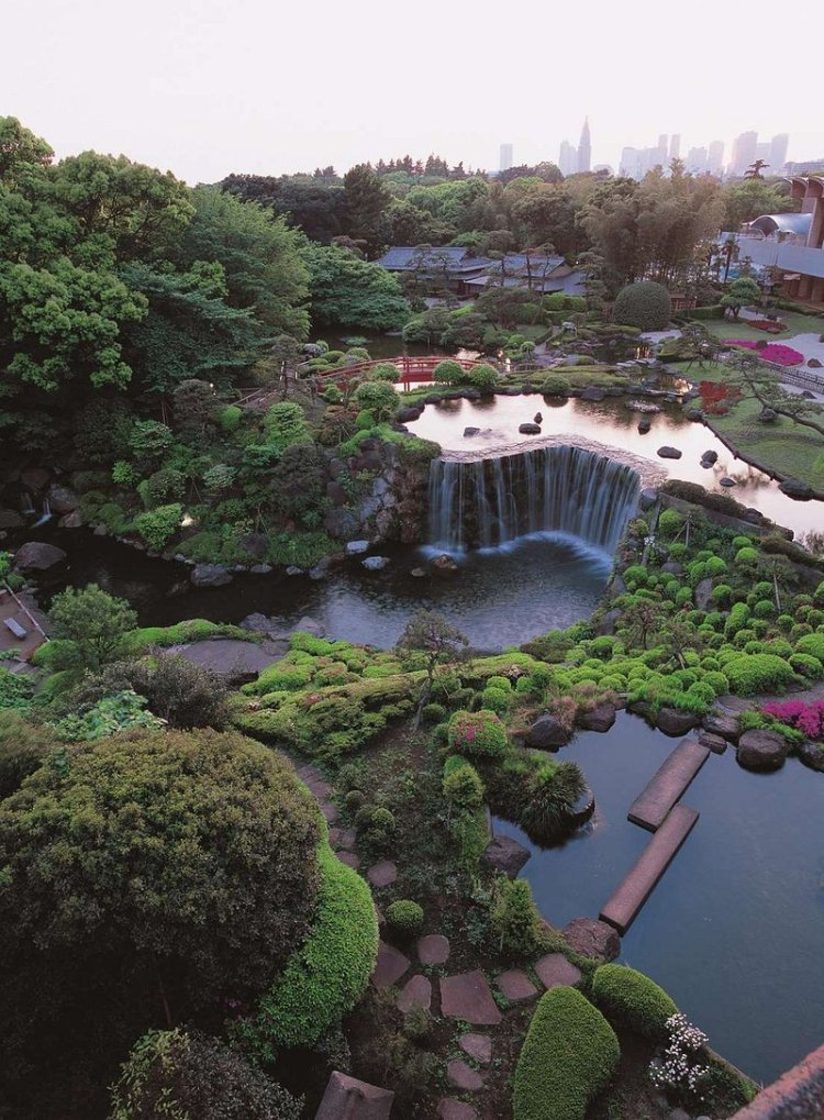 Hotel New Otani Tokyo Garden Tower, Kioicho, Chiyoda City, Tokyo, Japan (9)