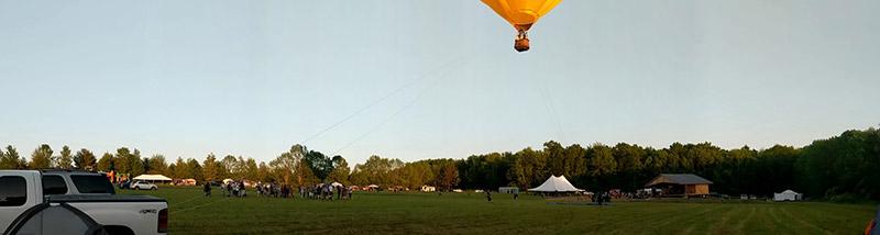 Estival Festival 2019 Balloon Rides