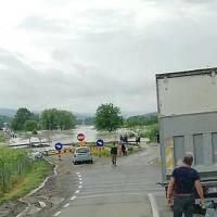 Atenție șoferi! DN 2F, pe raza județului Bacău, este închis!