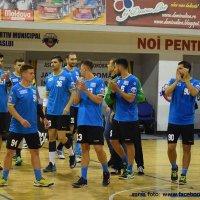 CSM Vaslui s-a calificat în sferturile Cupei României la handbal masculin