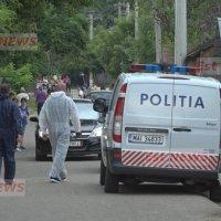 Bărbat ucis cu un scaun, pe terasa unui magazin din Grăjdeni