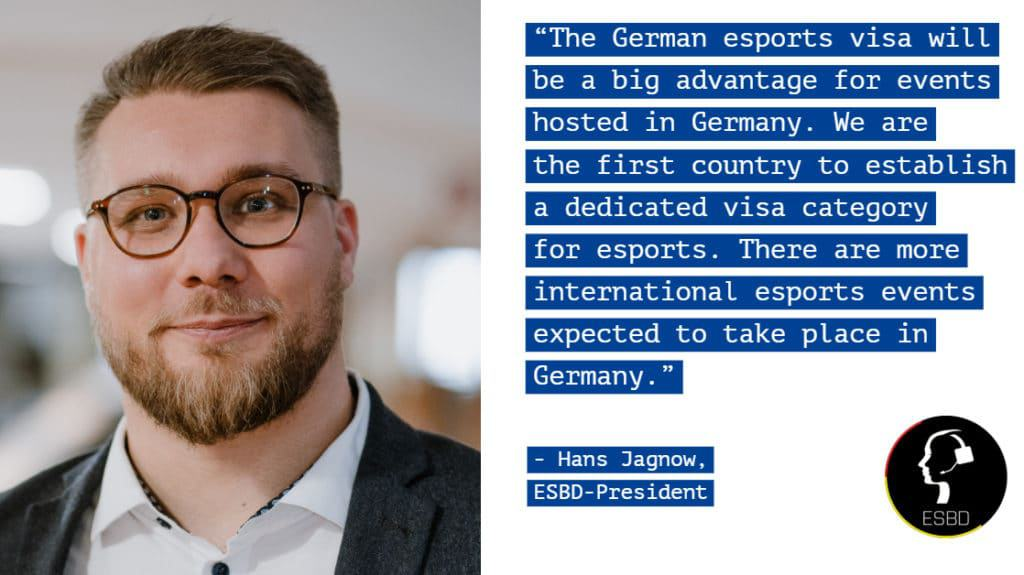 Hasil gambar untuk germany visa esports