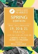 Cartel Ciento y pico Market Mayo 2017