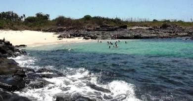 Isla Iguana, en Pedasí