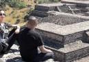 Recorrido por las Pirámides de Teotihuacán, en México.