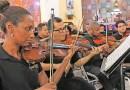Orquesta Sinfónica llena de melodía navideña a todo el país.
